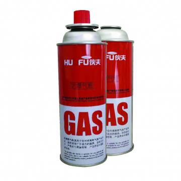 Camping gas stove refill 190g 220g 250g butane gas cartridge for camping stove