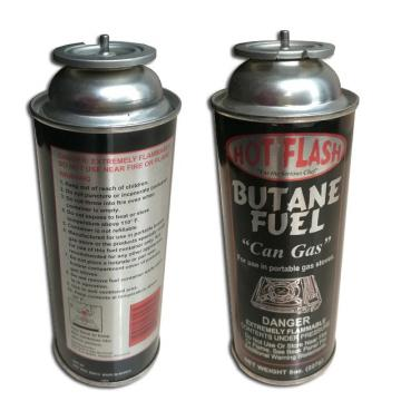 Hurricane camping Refill 190g butane gas cartridge for gas stove