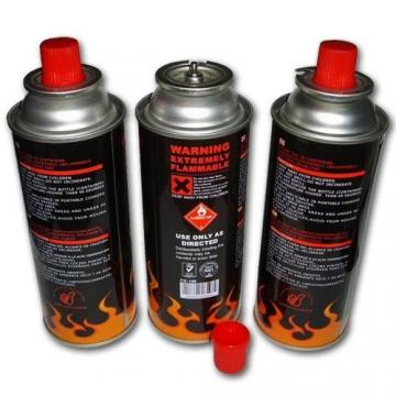 190g Butane Gas Cartridge butane gas can spray
