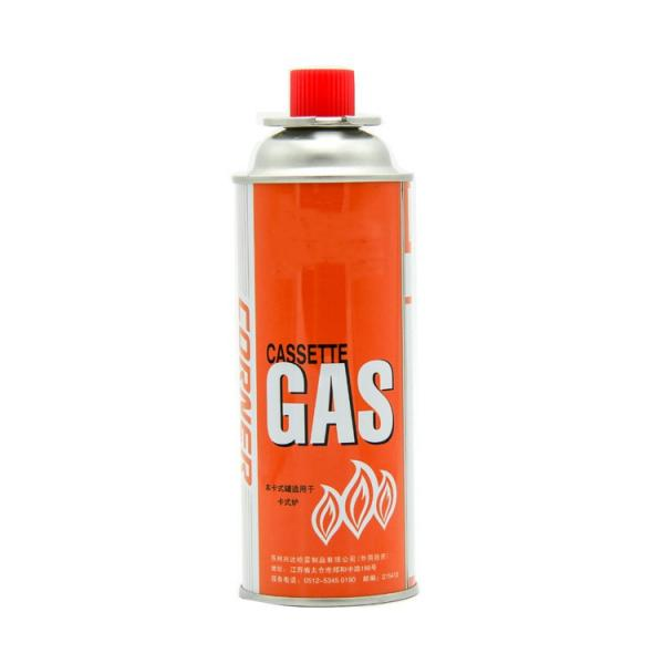 Round Shape Portable butane gas 250g Butane gas Cartridge and Camping Gas Canister